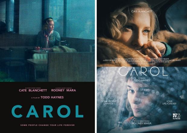 Carol Cate Blanchett Rooney Mara film lesbische liefde go with the vlo