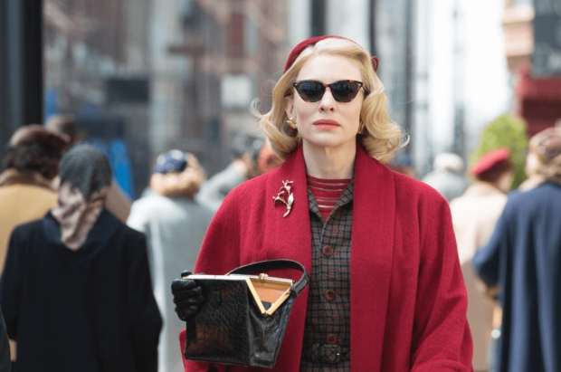Carol Cate Blanchett tas fifties film go with the vlo