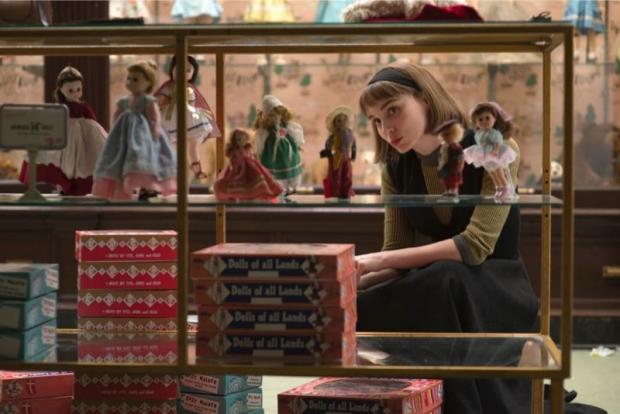 Carol Rooney Mara film warenhuis poppen go with the vlo