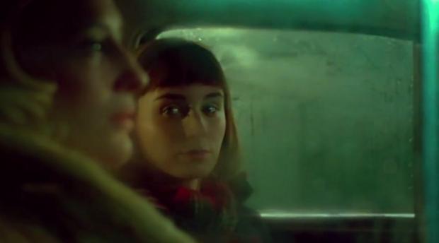 Carol auto film lesbische liefde go with the vlo