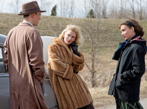 Carol film auto lesbische liefde go with the vlo