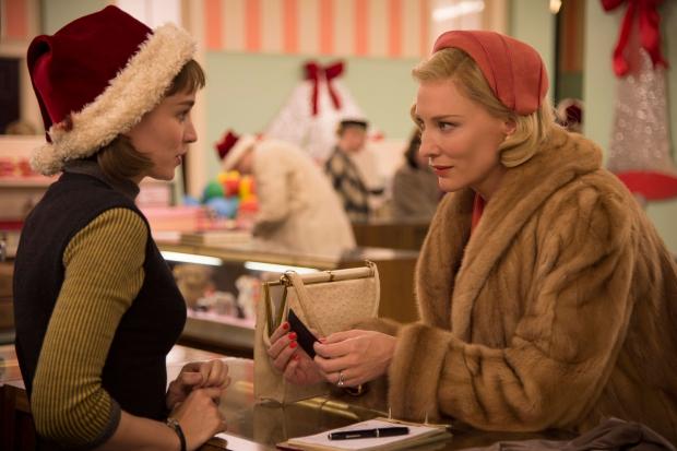 Carol lesbische liefde toonbank fifties go with the vlo