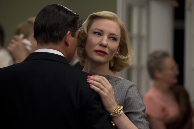 Carol film lesbische liefde actrice Cate Blanchett go with the vlo