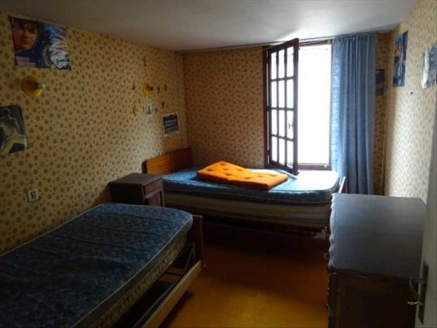 Frankrijk Valentijnsdag Aveyron huis te koop slaapkamer go with the vlo