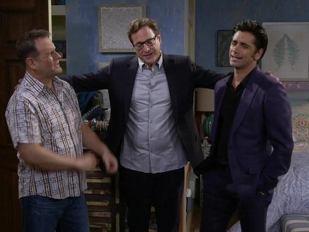 Full House mannen castleden nieuwe serie go with the vlo