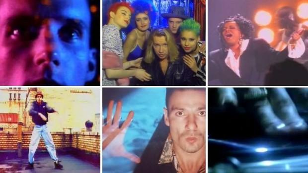 Houseclassics nineties muziek videoclips go with the vlo