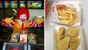 McDonald's Happy Meal zes jaar oud go with the vlo