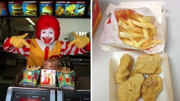 McDonald's Happy Meal zes jaar oud go with the vlo