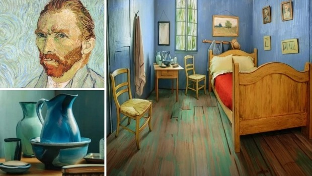 Overnachten in een schilderij van Van Gogh go with the vlo Airbnb