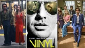 Vinyl tv-serie seventies muziek punk New York go with the vlo