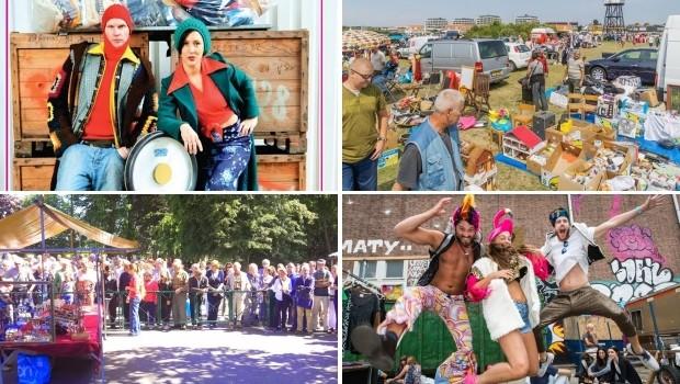 Weekend rommelmarkten tips tweedehands go with the vlo