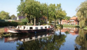 Woonboot opknappen wonen go with the vlo