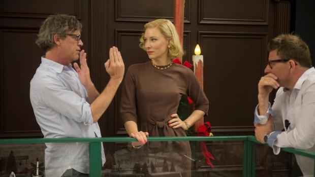 Carol Cate Blanchett Todd Haynes lesbische liefde go with the vlo