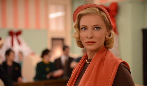 Carol Cate Blanchett fifties kleding go with the vlo