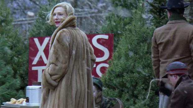 Carol Cate Blanchett kerstmis film lesbische liefde go with the vlo