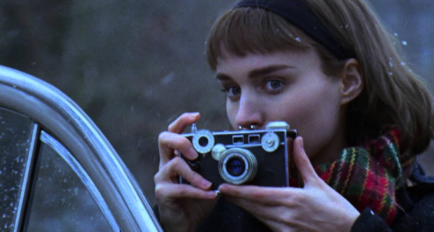 Carol Rooney Mara fototoestel gluurder go with the vlo