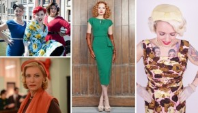 Shopping tips: kleed jezelf als fifties vamp Carol