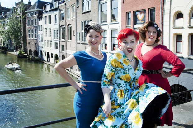 Notorious Clothing Utrecht Carol fifties go with the vlo