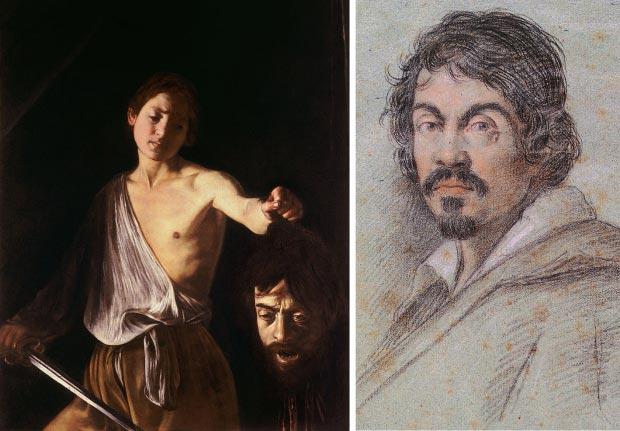 Carvaggio schilderij go with the vlo