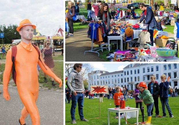Haarlem vrijmarkt go with the vlo