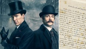 Moord en doodslag bij Sherlock Holmes-veiling?