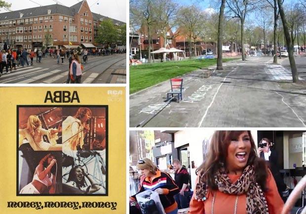 Vrijmarkt Apollolaan go with the vlo