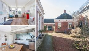 In Holland staat een huis van 50.000 euro