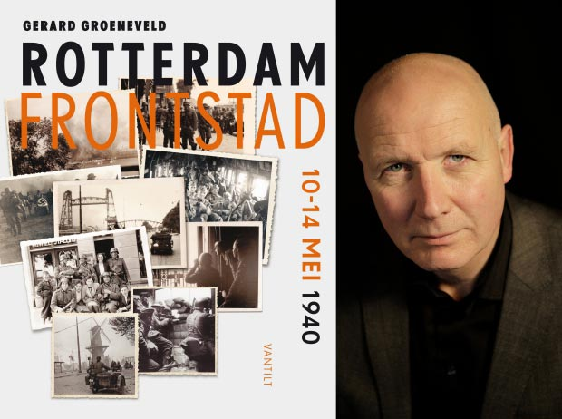 Rotterdam Frontstad bombardement go with the vlo 13