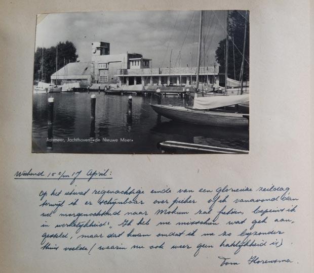 Zeilen oorlog Aalsmeer go with the vlo
