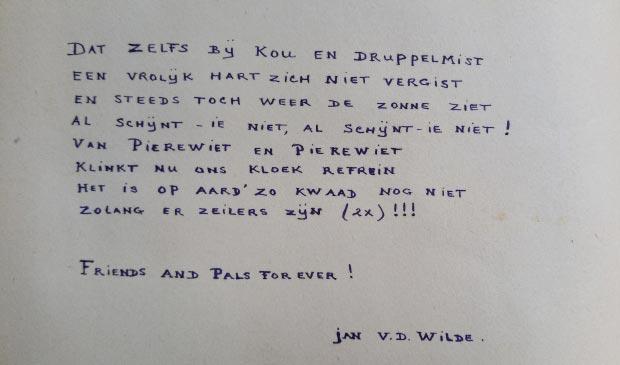 Zeilen oorlog go with the vlo 3