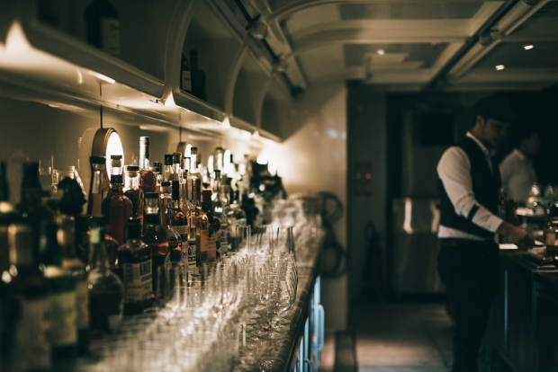 Foxglove speakeasy bar go with the vlo 5