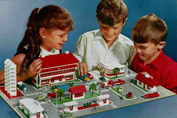 LEGO 1958 go with the vlo