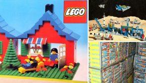 Gigantische LEGO-verzameling te koop