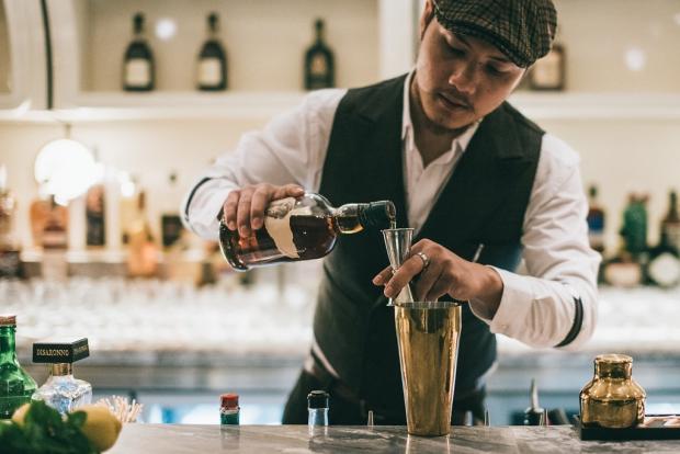 Speakeasy Foxglove bar go with the vlo