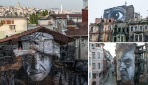 The Wrinkles of Istanbul