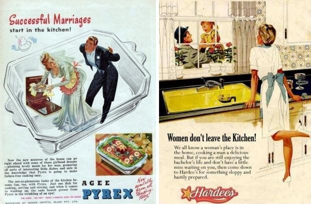 Vrouwen keuken go with the vlo
