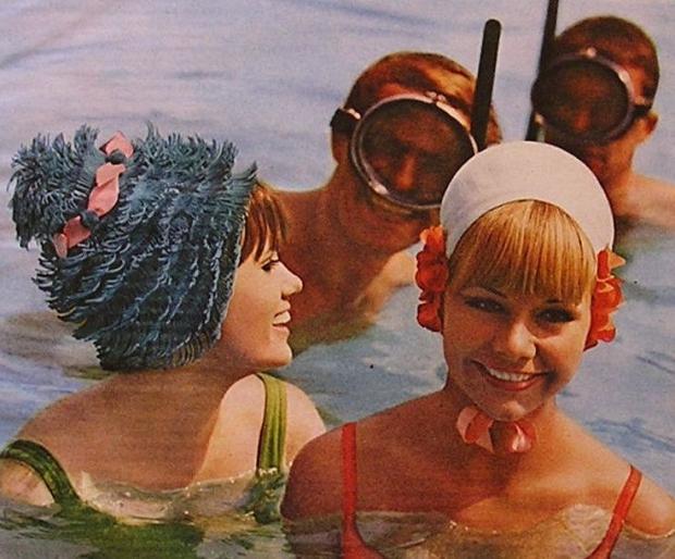 Badmutsen vintage sixties go with the vlo