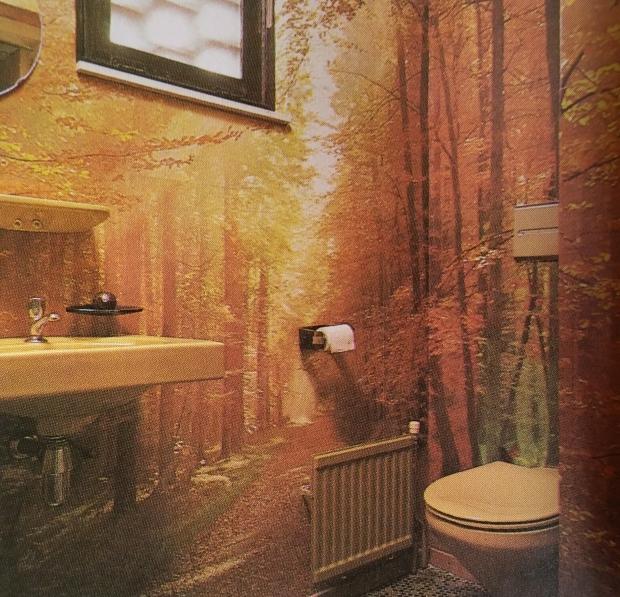 Eighties klussen toilet planten go with the vlo