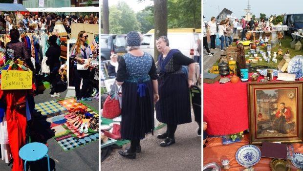 Markten tips go zomer with the vlo