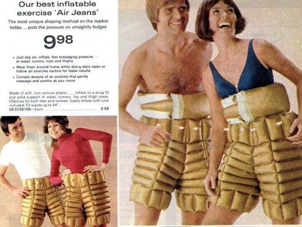 Opblaasbare kleding afvallen go with the vlo
