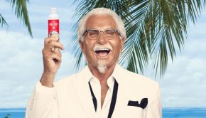 KFC zonnebrandcreme go with the vlo