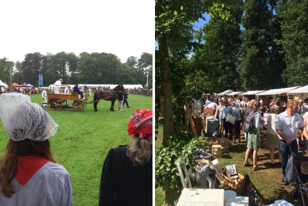 Naar Buiten paarden go with the vlo