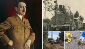 Opgraving nazitrein eindelijk begonnen