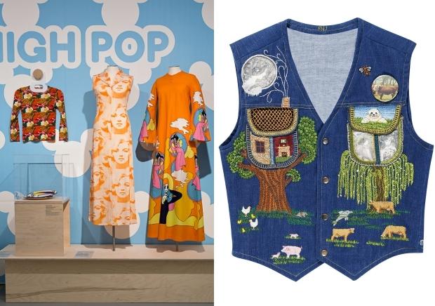 Pop Art kleding go with the vlo