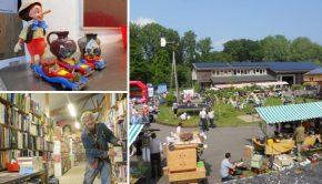 Grote zomermarkt bij Emmaus Haarzuilens