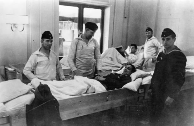 Wilhelm Gustloff scheepsramp go with the vlo
