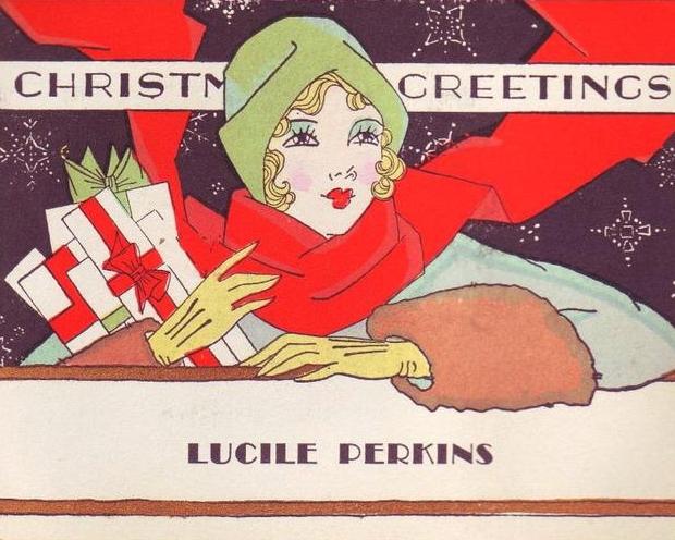oude-kerstkaart-jaren-twintig-go-with-the-vlo