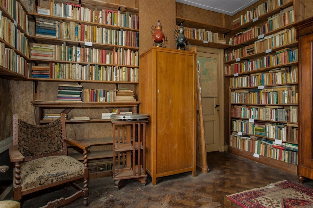 Hilversum woning bibliotheek go with the vlo