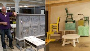 Inspirerend: de meubelmagie van kluskoning Ad