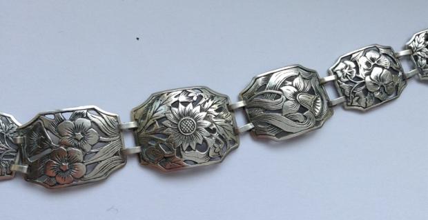 bonbijou-vintage-zilveren-armband